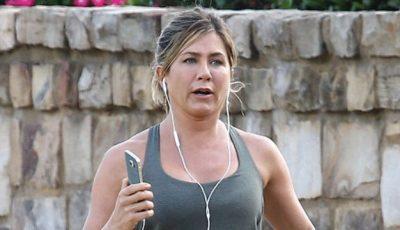 Șocant! Cât de mult s-a îngrășat Jennifer Aniston!