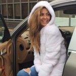 Foto: Viktoria Bonea, criticată! Nu va consuma carne, dar va purta blănuri!