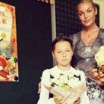 Foto: Cum s-au îmbrăcat copiii vedetelor din Rusia la Primul Sunet!