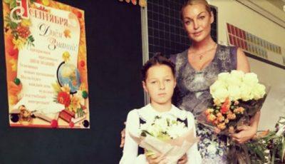 Cum s-au îmbrăcat copiii vedetelor din Rusia la Primul Sunet!