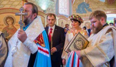 Evghenii Shevciuk: Despre nuntă și relația cu fiica soției!
