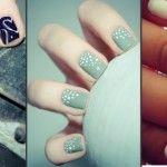 Foto: 20 de idei de manichiură stylish pentru unghiile scurte!