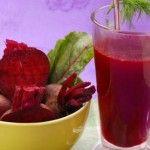 Foto: Sucul de sfeclă roşie are efect puternic de dezintoxicare al ficatului şi bilei