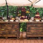 Foto: Pentru nunți toamna: decorațiuni cu tematica vinului