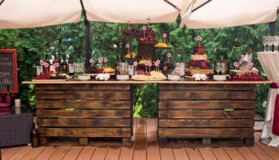Pentru nunți toamna: decorațiuni cu tematica vinului