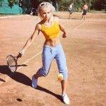 """Foto: """"În adolescență eram ca o gogoașă"""". 7 reguli de slăbire de la Daniela Jenunchi!"""