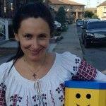 """Foto: Nata Albot invită moldovenii la """"EVERYBODY IN THE CASA MARE""""!"""