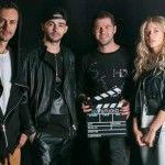 Foto: Înainte de a pleca din țară, Corneliu Blagoslovitu lansează un videoclip!