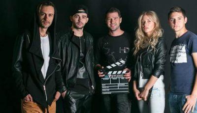 Înainte de a pleca din țară, Corneliu Blagoslovitu lansează un videoclip!