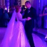 Foto: Video emoționant! Primul dans al Marianei Mihăilă și al lui Vitalie!
