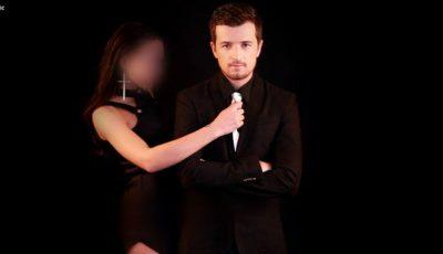 O brunetă focoasă îl seduce pe Radu Sîrbu. Soția nici nu reacționează!