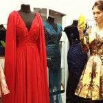 Foto: Sezonul târgurilor. Olga Blanc își vinde hainele!