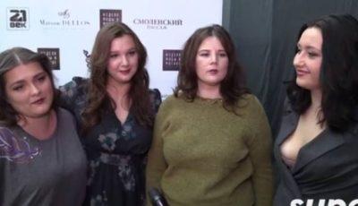 """Modelele PLUS-SIZE o pun la respect pe Sobceak: """"Trebuie să privești mai larg"""""""