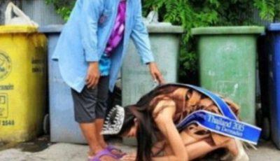 Această fotografie emoționantă face înconjorul lumii