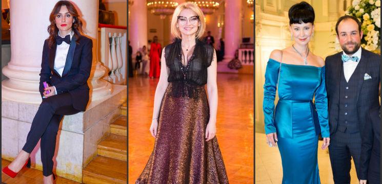 Foto: Fiicele vedetelor rusești, invitate la Bal!