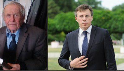 Bunelul lui Dan Bălan i-a lăsat primarului Chirtoacă un mesaj, înainte de a se stinge din viață