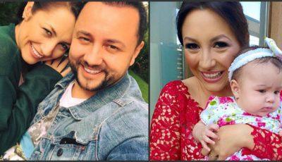 Andra şi Măruţă, botez de 70.000 de euro pentru fiica lor