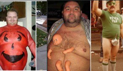 Cele mai proaste costume de Halloween!