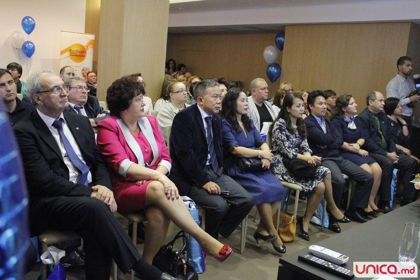 Medicii de top din Moldova, reuniţi de o companie