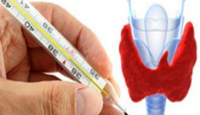 Cel mai simplu test care descoperă afecțiunile glandei tiroide. Poți să-l faci acasă