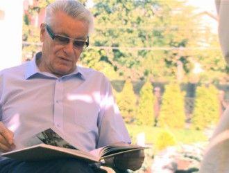 Petru Lucinschi: Îi învață pe bărbați cum să potrivească corect ciorapii la pantofi!