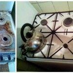Foto: Produsele din bucătărie care curăță grăsimea de pe aragaz în 5 minute
