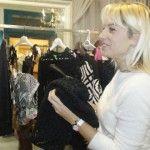 Foto: Natalia Gordienko nu mai are haine!