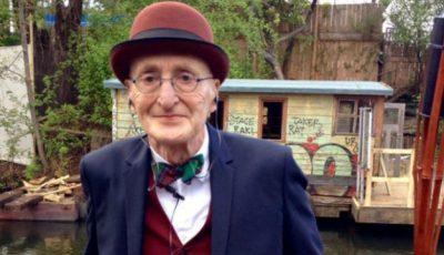 Cel mai în vârstă hipster! Bătrânelul care se îmbracă impecabil la 70 de ani!