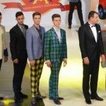 Foto: Pavel Stratan a fost model la Kasta Morrely Fashion Week!