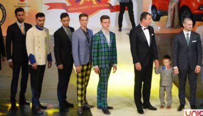 Pavel Stratan a fost model la Kasta Morrely Fashion Week!