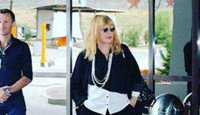 """Alla Pugaciova, în pantaloni scurți la """"New Wave""""!"""