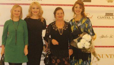 Lume bună și tradiții moldovenești la petrecerea Aurei!
