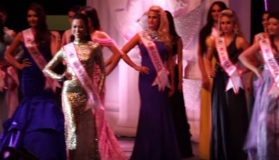 Ea ne-a reprezentat țara la Miss World Peace 2015 în Hong Kong și China!
