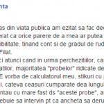 Foto: Angela Gonța reacționează la filmul scandalos!