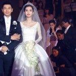 Foto: Nunta acestui cuplu a șocat toată Asia. S-au cheltuit peste 30 mln de dolari
