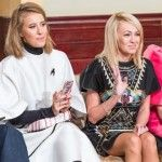 Foto: Cum s-au îmbrăcat Ksenia Sobchak, Iana Rudkovskaya, Kati Topuria și alte vedete la o prezentare de modă!
