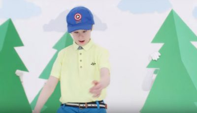 Cel mai emoțíonant video cu fiul Evelinei Bledans! Este dedicat copiilor cu nevoi speciale