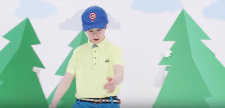 Foto: Cel mai emoțíonant video cu fiul Evelinei Bledans! Este dedicat copiilor cu nevoi speciale