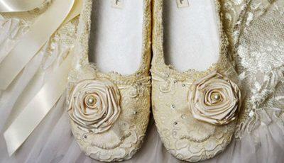 Pantofi de mireasă trendy și ieftini