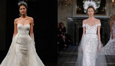 Ce rochii de mireasă vor fi în vogă în 2016!