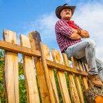 """Foto: Gheorghe Țopa în rolul unui cowboy! """"Este unul din rolurile care mereu aș fi vrut să le joc"""""""