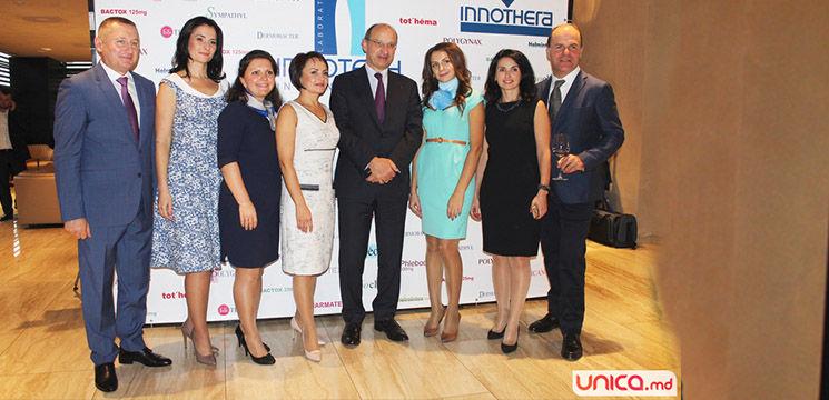Foto: Medicii de top din Moldova, reuniţi de o companie farmaceutică franceză