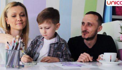 """Mihai Stratulat: """"Am ratat nașterea lui Petrică, tocmai îi pregăteam masa pentru examinare!"""""""