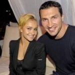 Foto: Soția lui Klitschko se tratează de depresie într-o clinică de psihiatrie