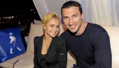 Soția lui Klitschko se tratează de depresie într-o clinică de psihiatrie