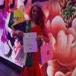 """Foto: O moldoveancă a primit titlul """"Miss Sunshine""""!"""