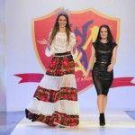 """Foto: Basarabeanca Victoria Sava și-a prezentat colecția la """"Kasta Morrely""""!"""