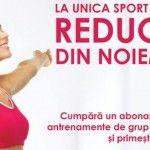 Foto: Din noiembrie, reduceri atractive la toate sălile Unica Sport!