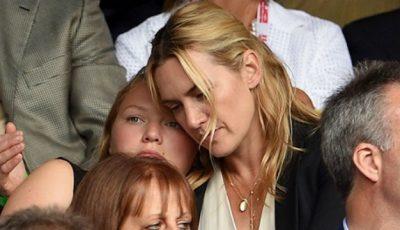 Kate Winslet i-a furat iubitul FIICEI