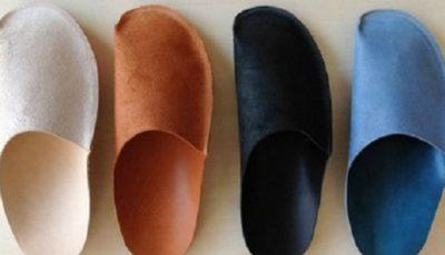 Fă-ți papuci de cameră în 10 minute!